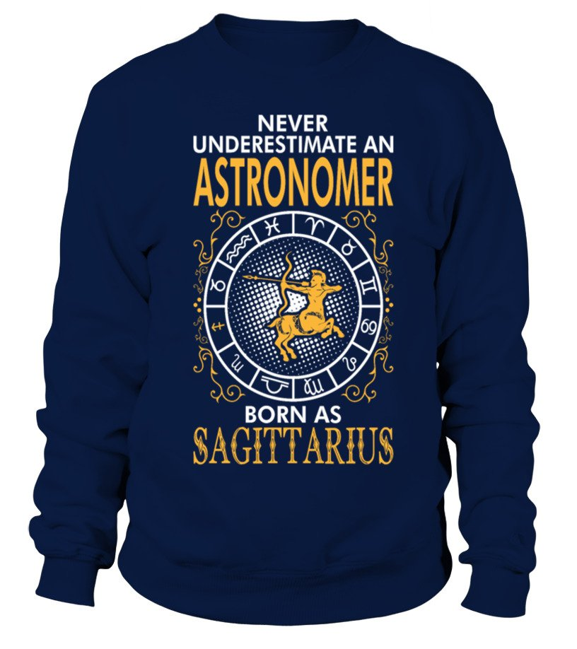 22c77aba Awesome An Astronomer Born As Sagittarius T shirt Tshirt, Hoodie, Vneck.