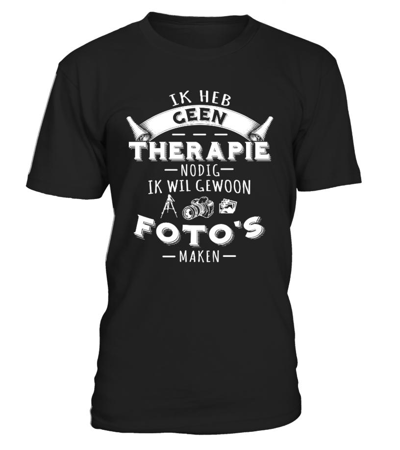 FOTOGRAAF, FOTOGRAFIE T-SHIRT
