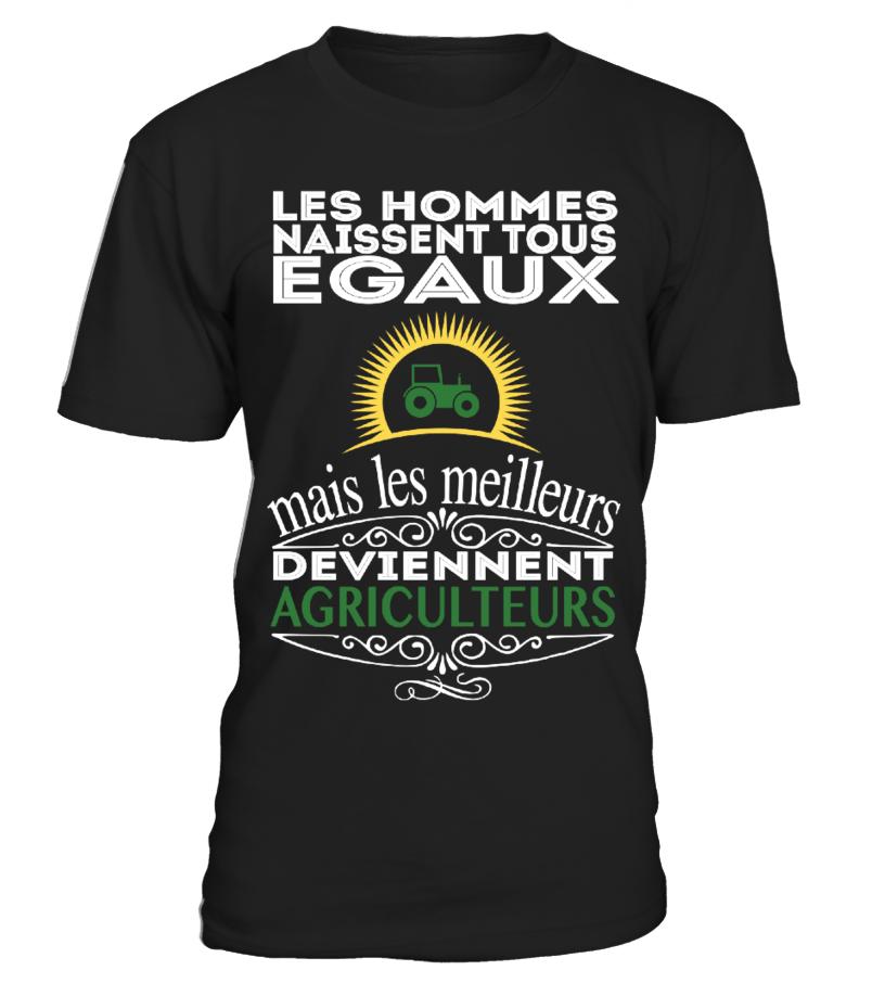LES MEILLEURS DEVIENNENT AGRICULTEURS