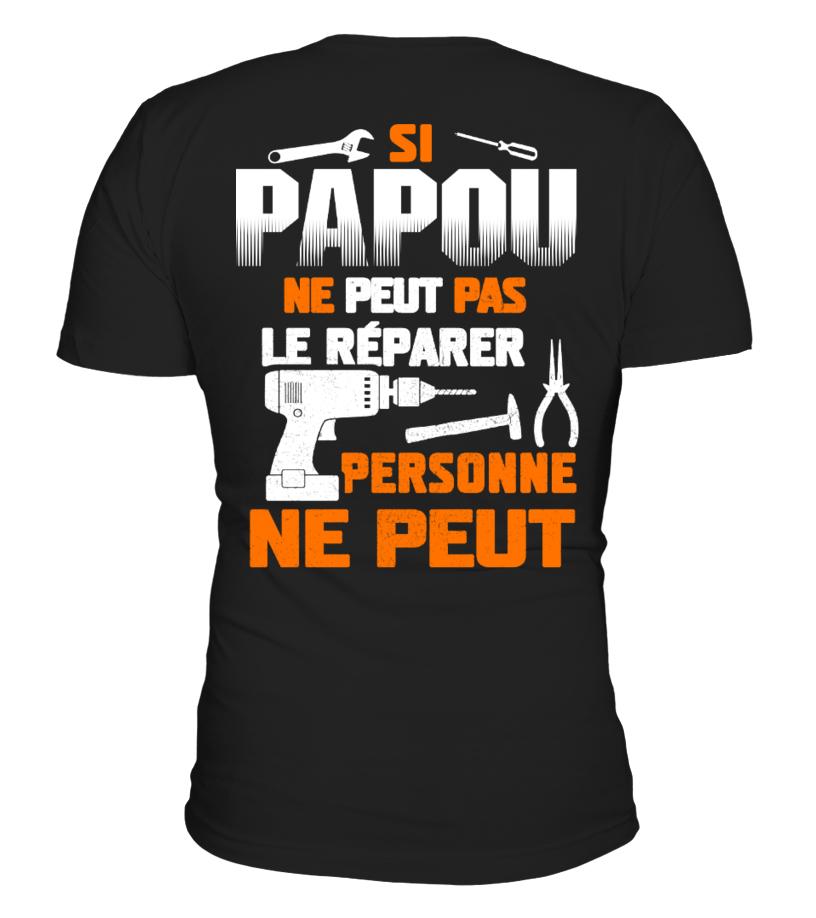 PAPOU REPARER T-shirt