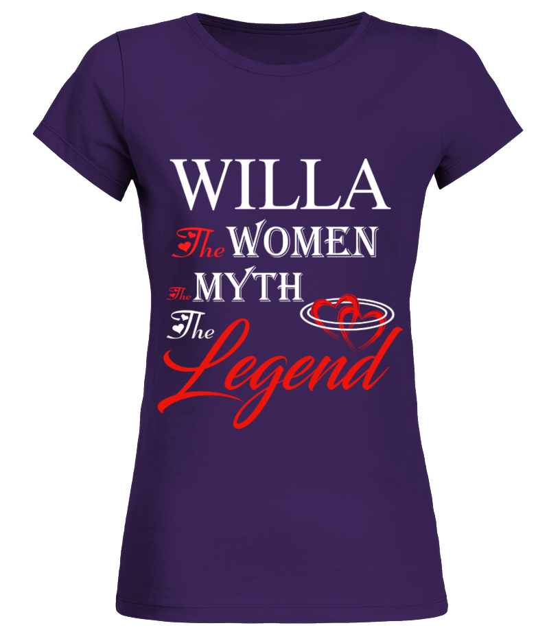 WILLA THE MYTH THE WOMEN THE LEGEND