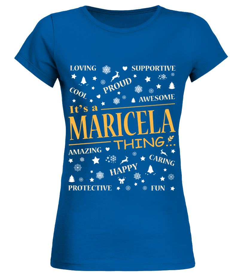 IT IS MARICELA THING