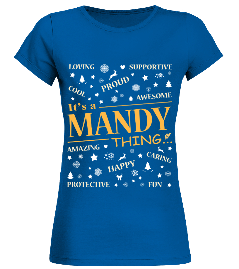 IT IS MANDY THING