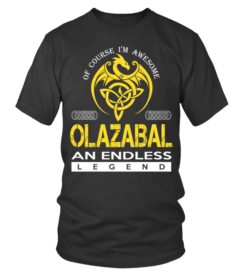 OLAZABAL - Endless Legend