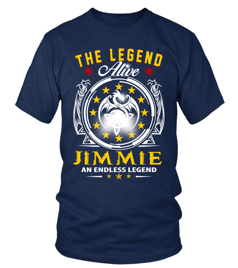 JIMMIE - Alive, Endless LEGEND