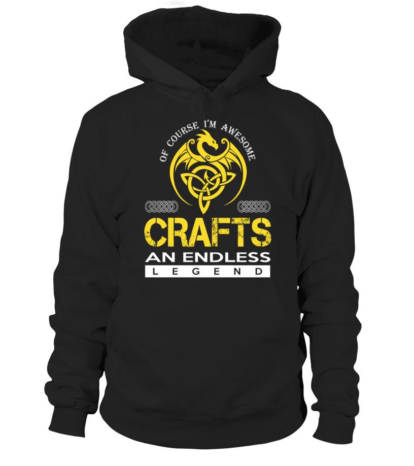 Amazing Crafts - CRAFTS - Endless Legend Hoodie Unisex
