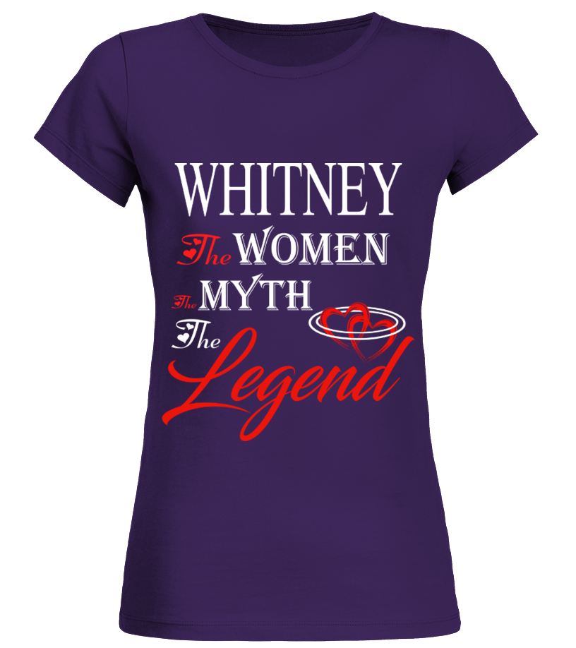 WHITNEY THE MYTH THE WOMEN THE LEGEND