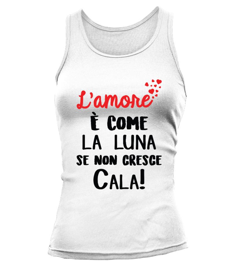 L'AMORE E' COME LA LUNA