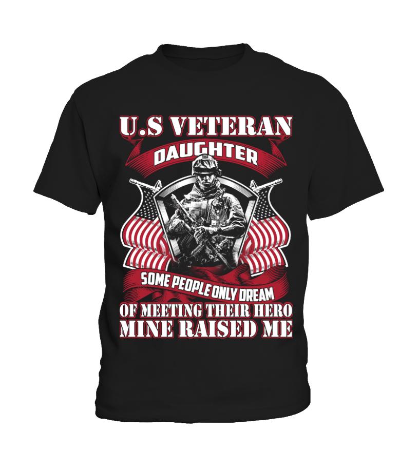 US Veteran Daughter -  Limited Editon