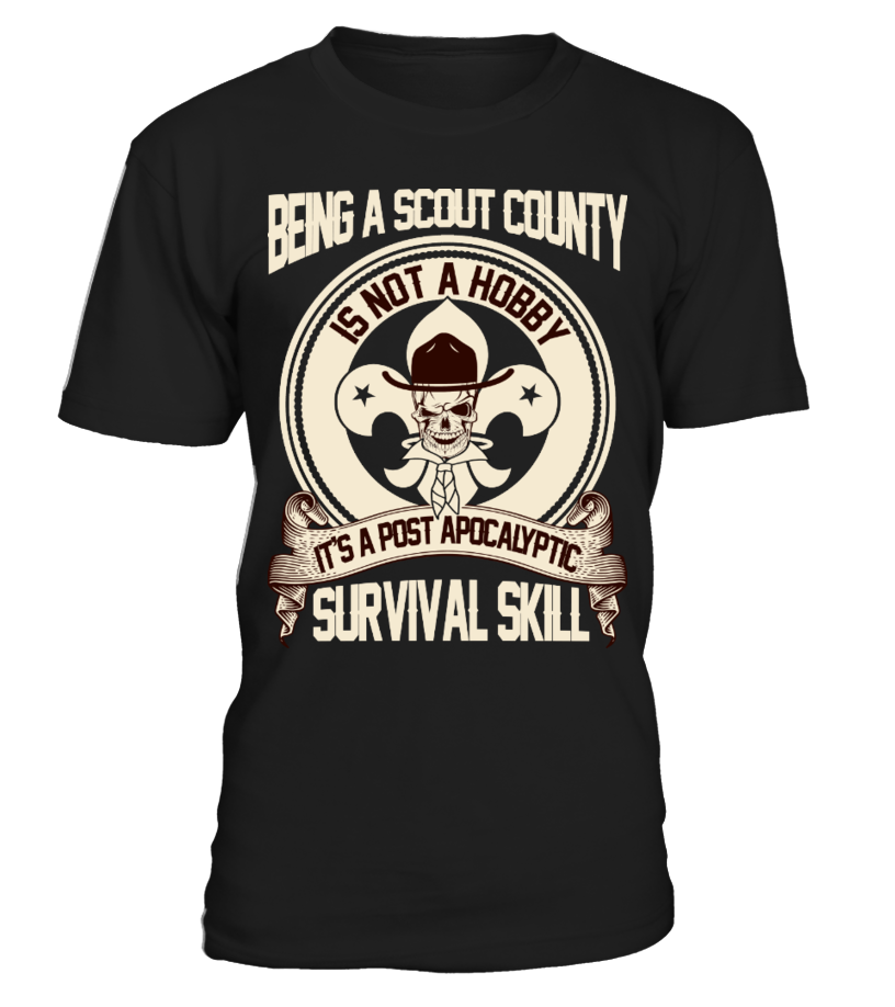 Being A Scout County