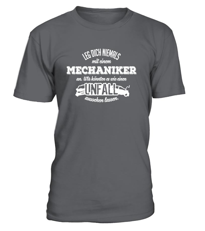 Achtung - Mechaniker! ;)