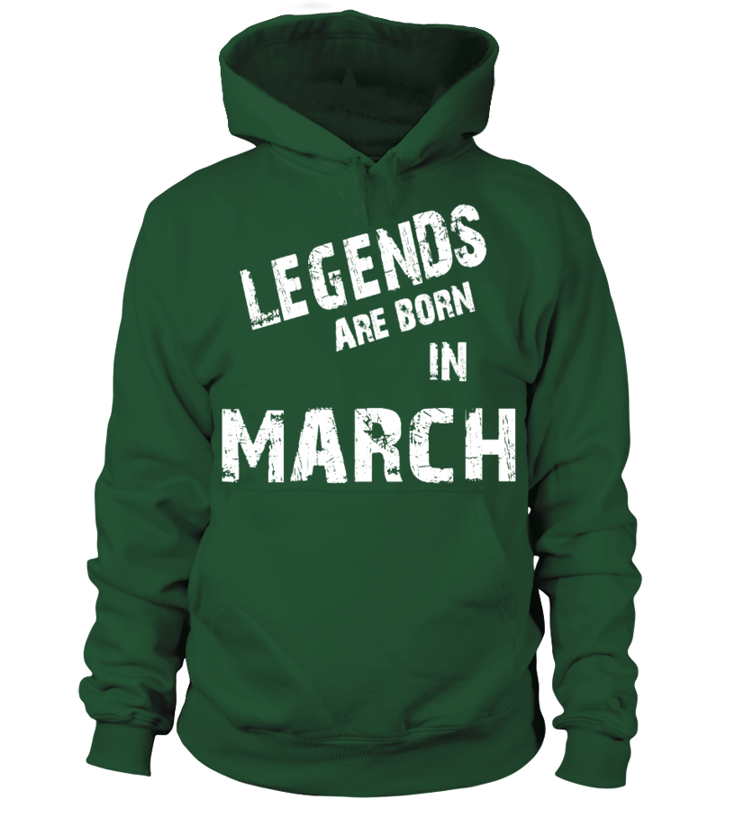 MARCH - LEGENDS