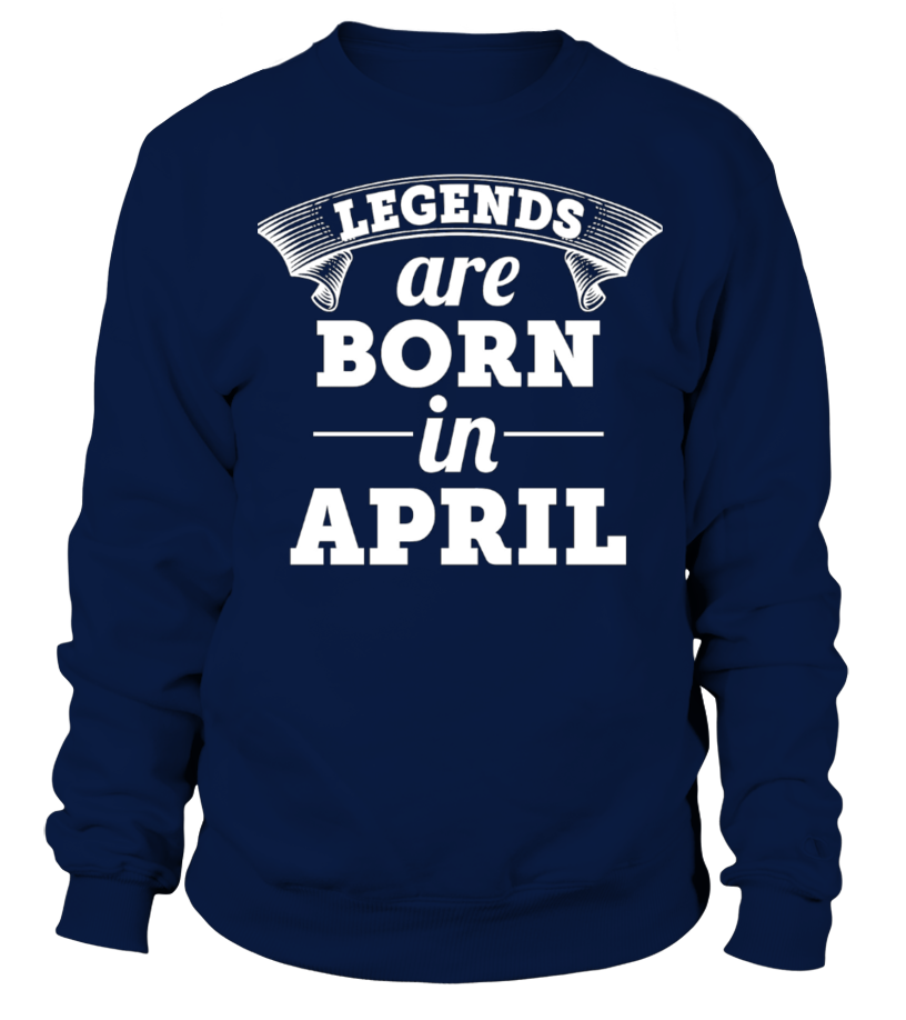 Legends are born in April!