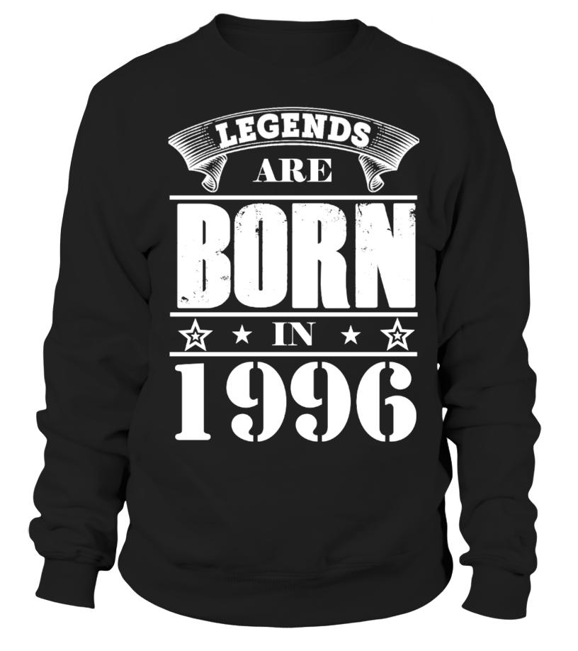BORN IN 1996