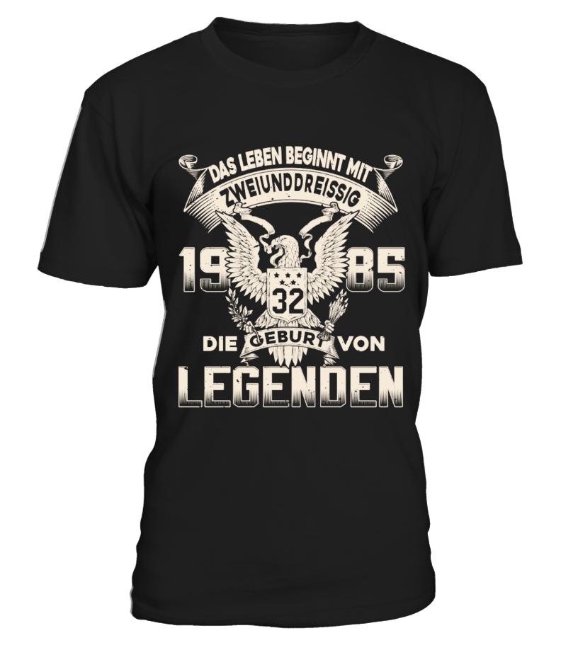 1985 LEGENDEN TSHIRTS