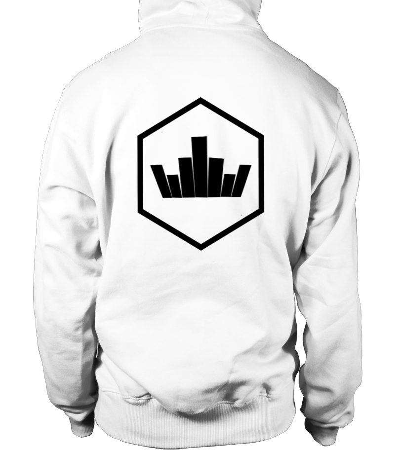 White AW Hoodie :D