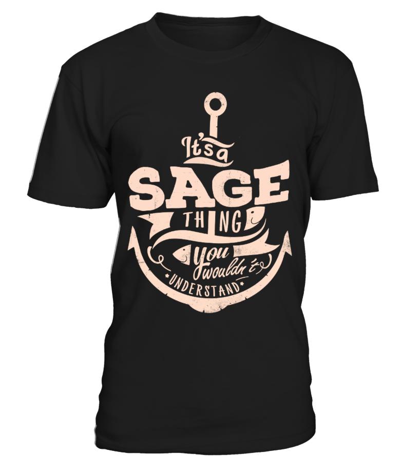SAGE  THINGS