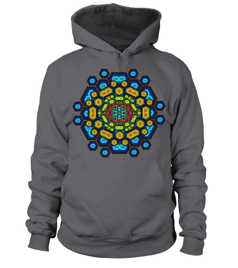 Hoodie Space Hexagon II