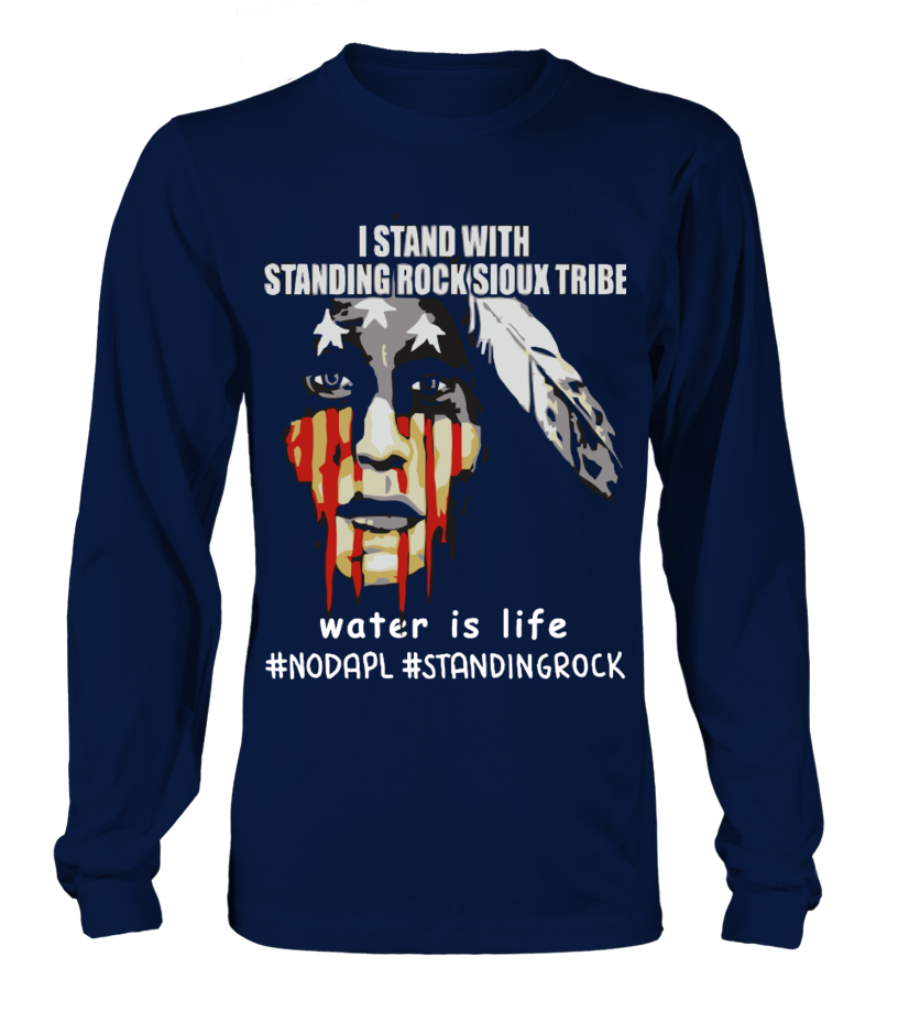 STAND WITH STANDING ROCK NODAPL