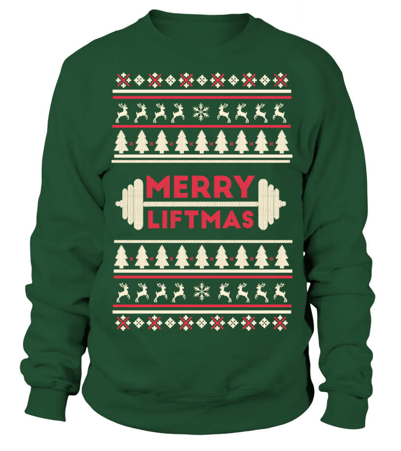 Merry Liftmas | Limited Edition