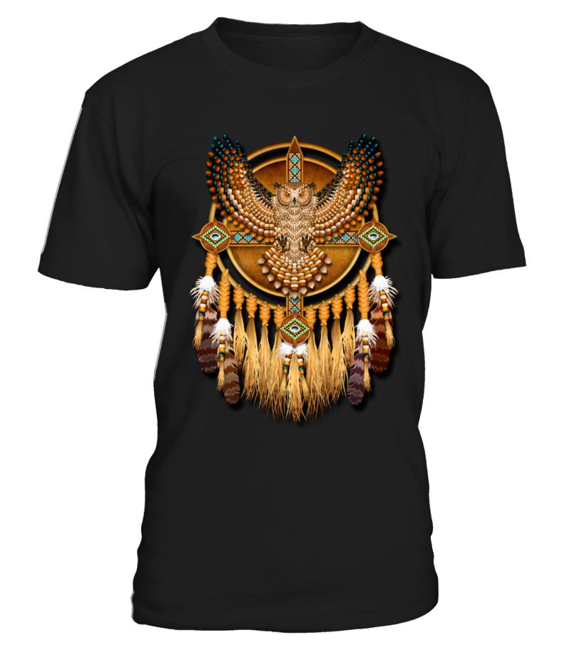 Native Owl Totem