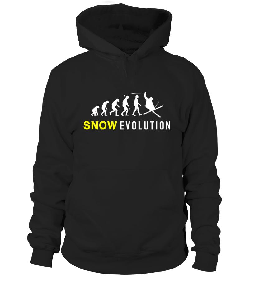HOODIE SNOW EVOLUTION 00