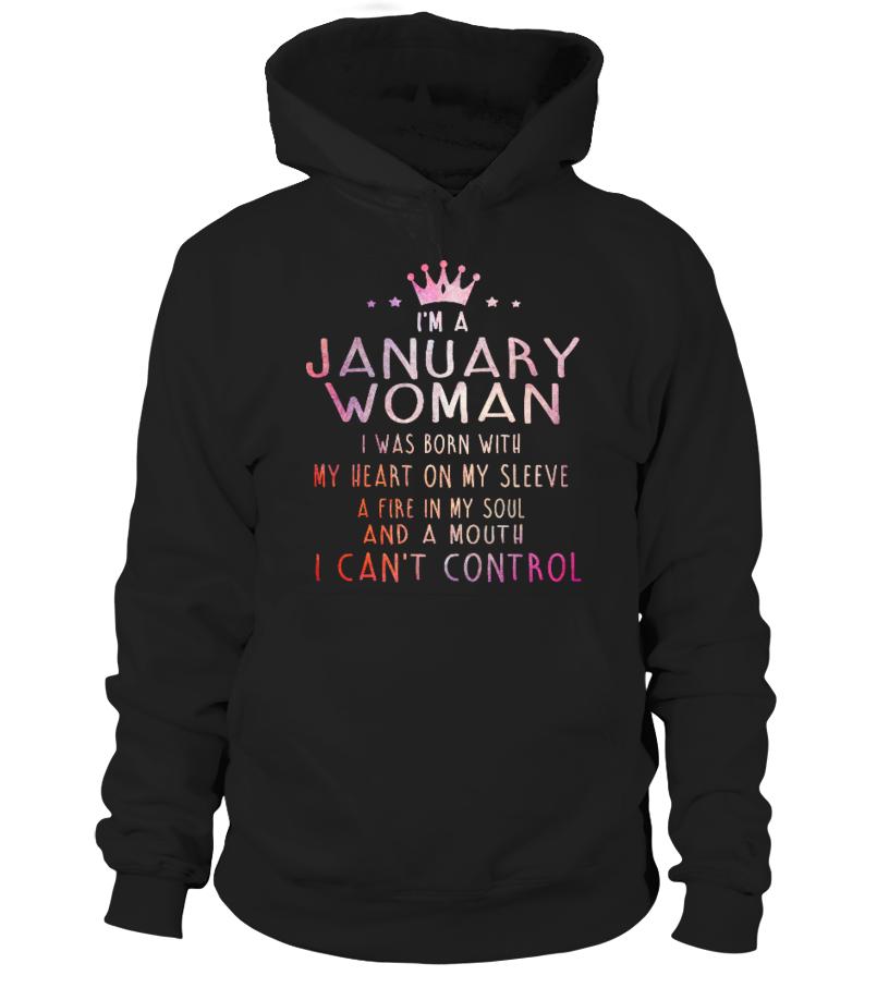 90d0b1e4 Best Im A January Women T-shirt Shirts, Hoodies - Tshirt Hoodie Mug ...