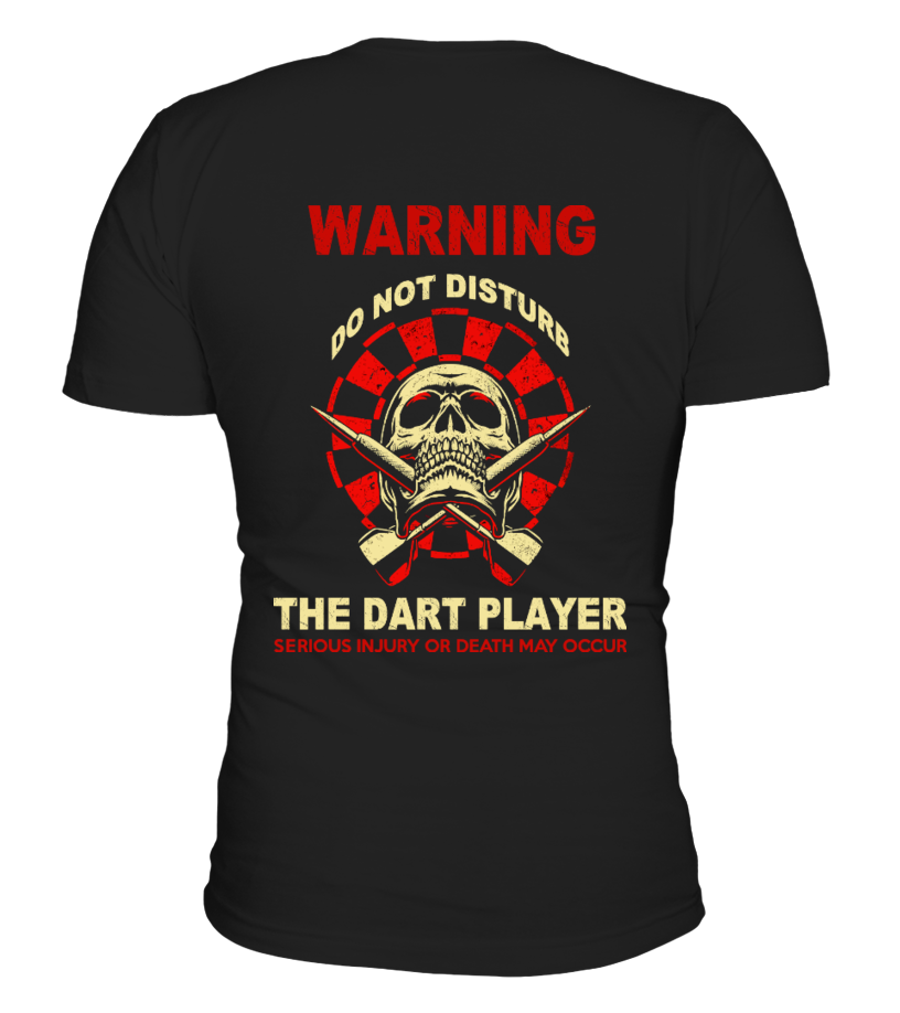 The Dart Player | Limited Edition