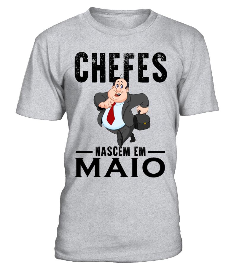CHEFES NASCEM EM MAIO