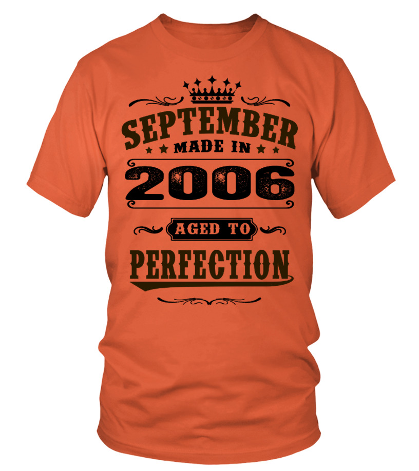 2006 September Aged To Perfection