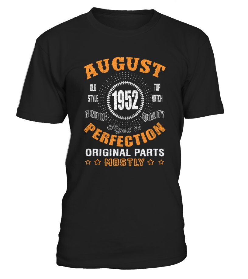 1952 August Aged Perfection