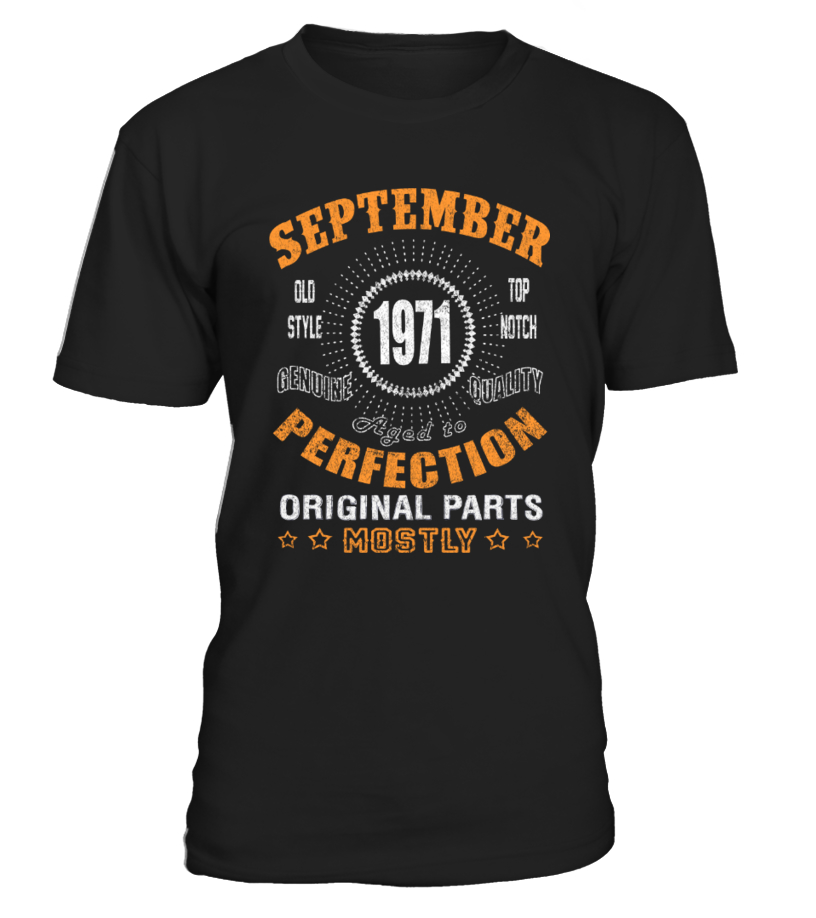 1971 September Aged to Perfection