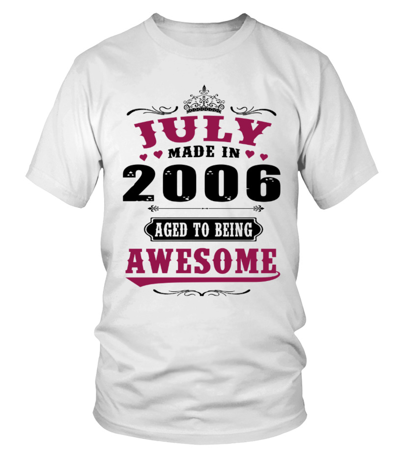 2006 July Aged To Awesome