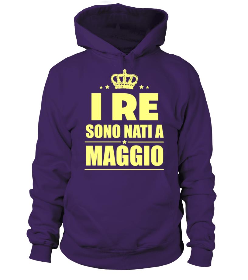 I RE SONO NATI A MAGGIO