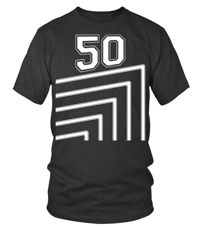 Number 50 Shirts