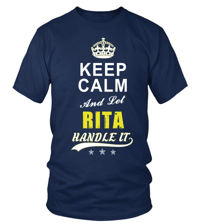 Rita Keep Calm And Let Handle It