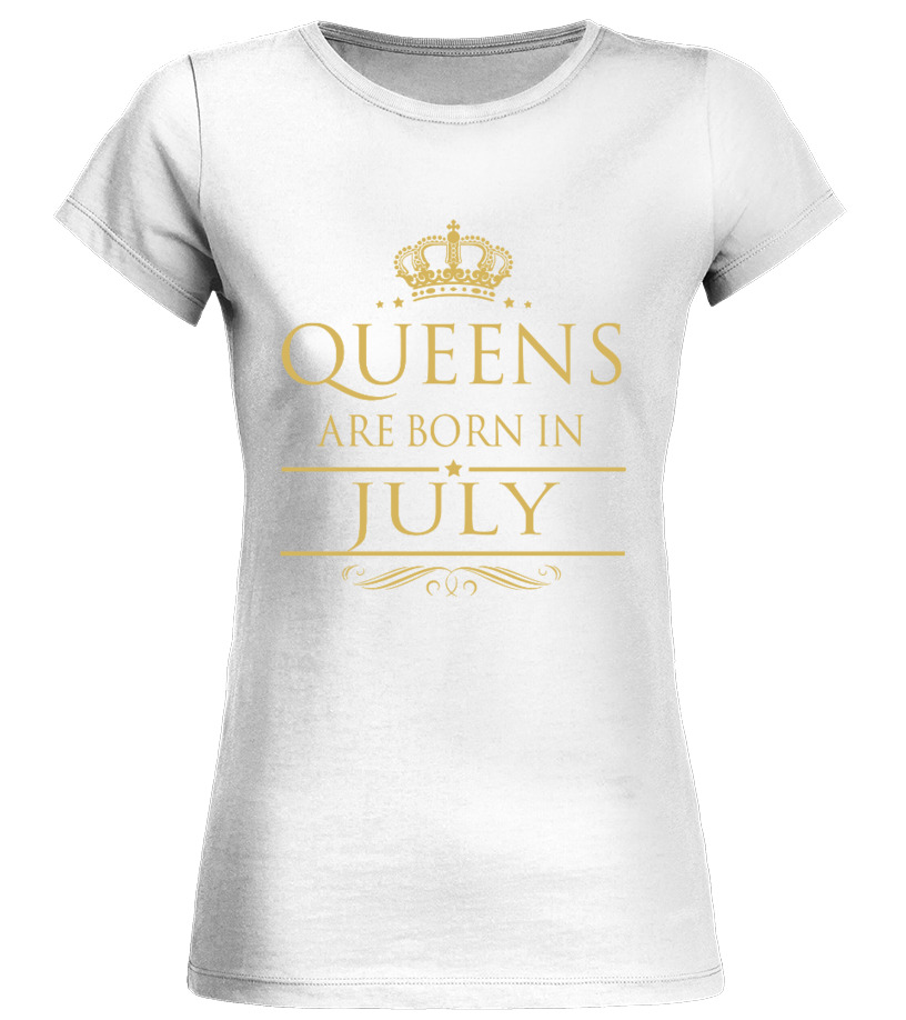 fbfd6d0c6 Best Queens Are Born In July T-shirt Shirts, Hoodies - Tshirt Hoodie ...