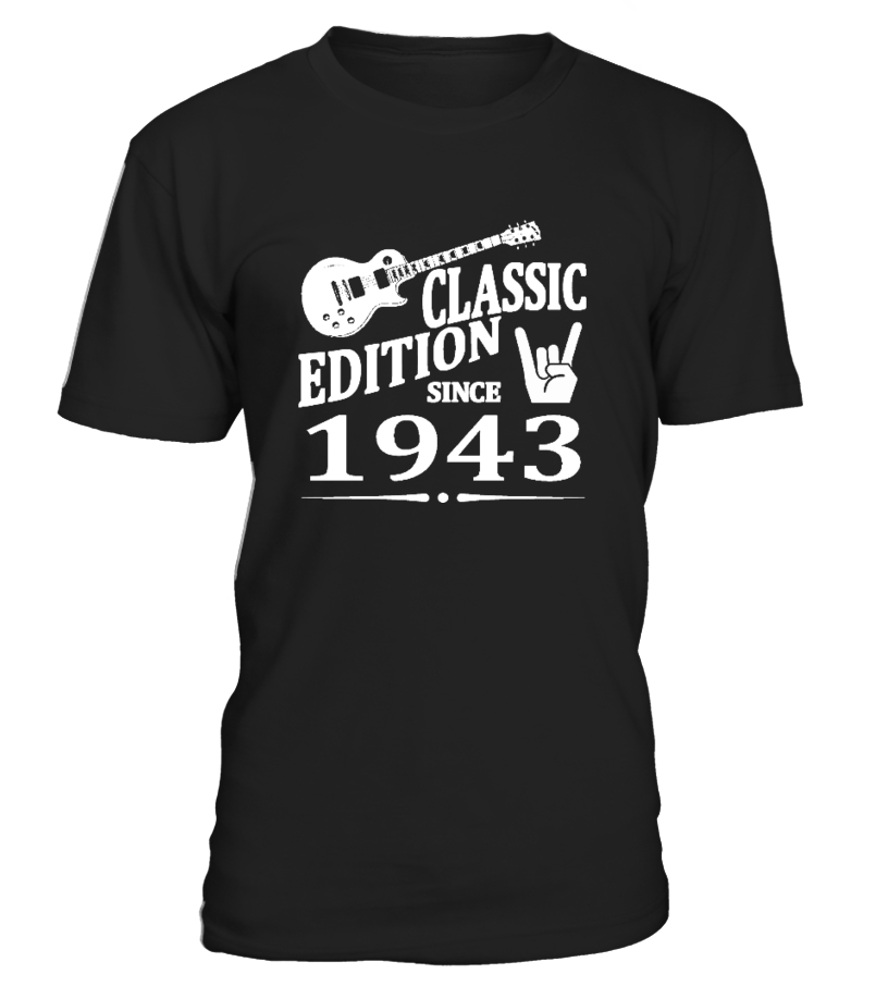 Classic edition since 1943