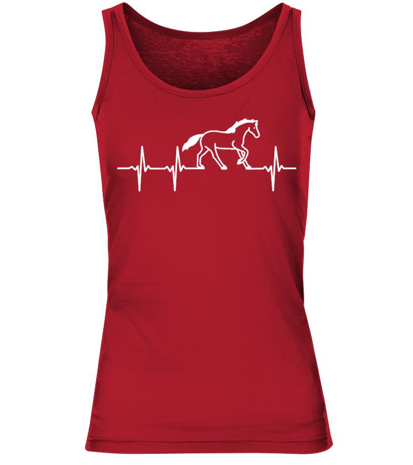 Ein Pferd in dem Schlag meines Herzens