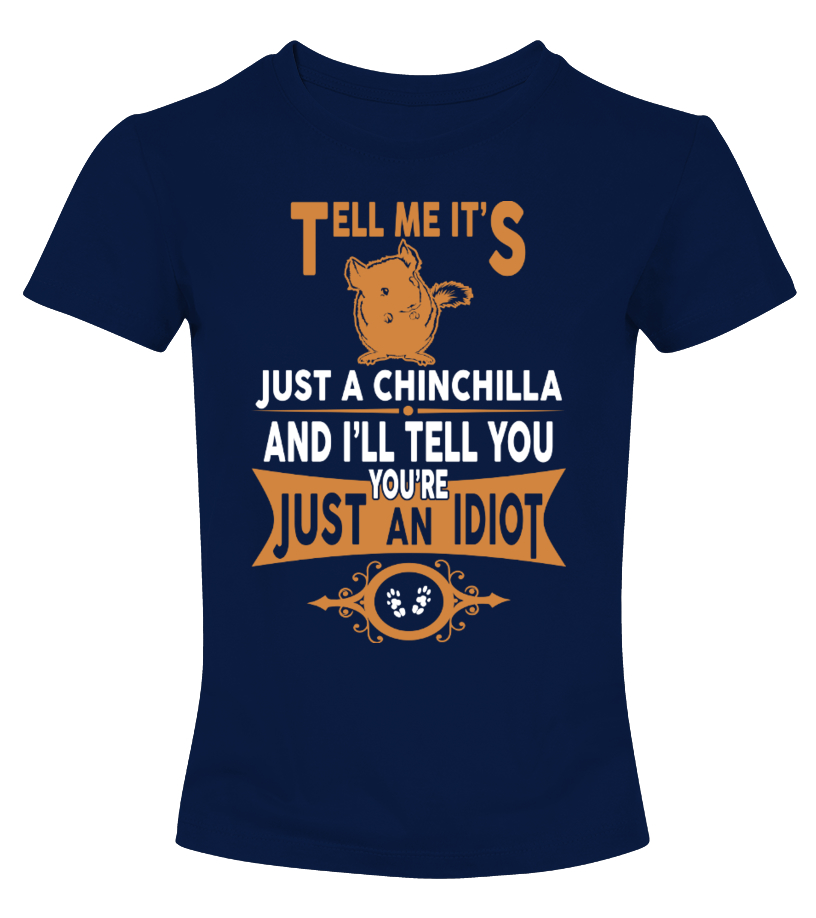 Just A Chinchilla - Limited Edition