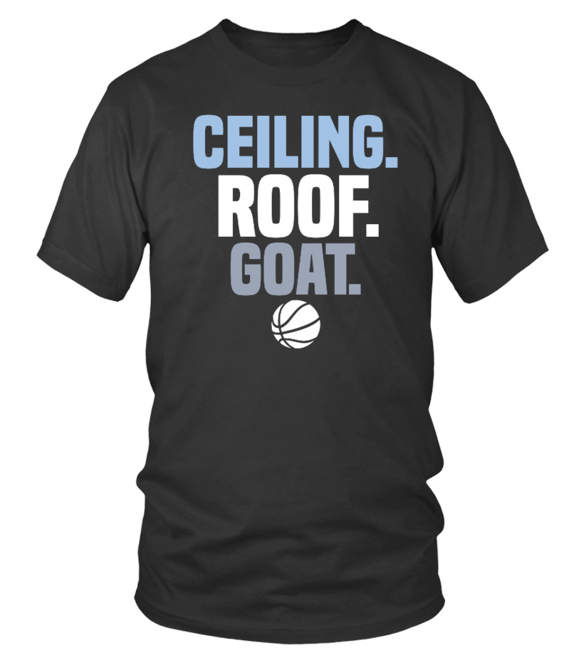 Roof Basketball Quote T-Shirt