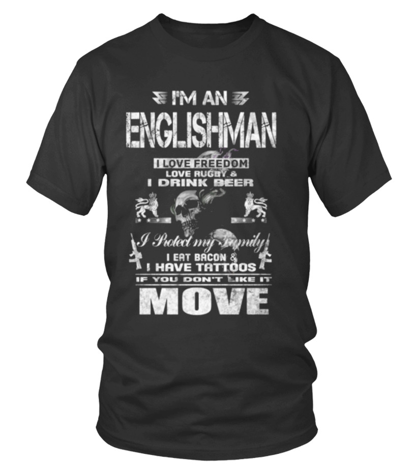 I'M AN ENGLISHMAN-LOVE RUGBY