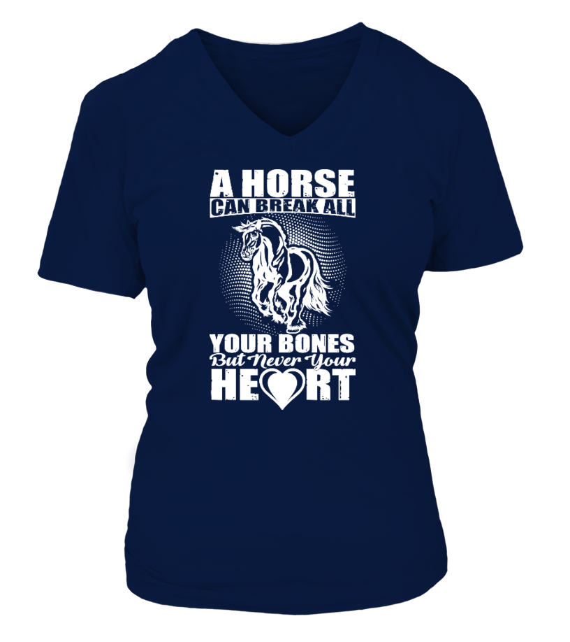 A Horse can´t break your Heart Front