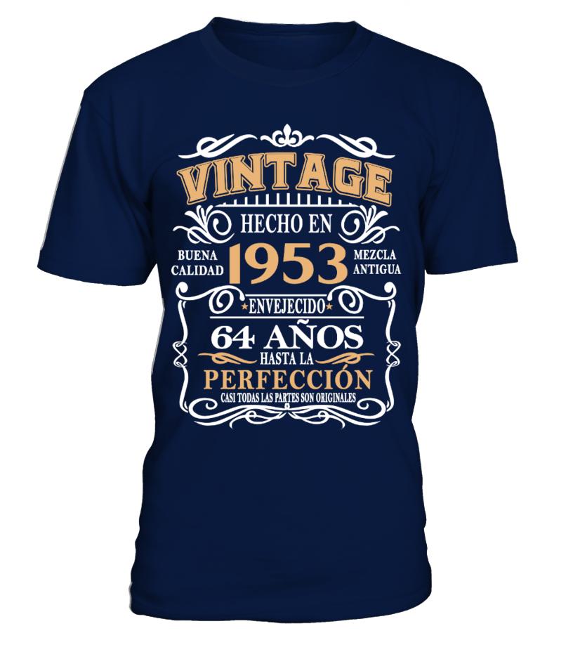 Vintage perfección -1953-shirt