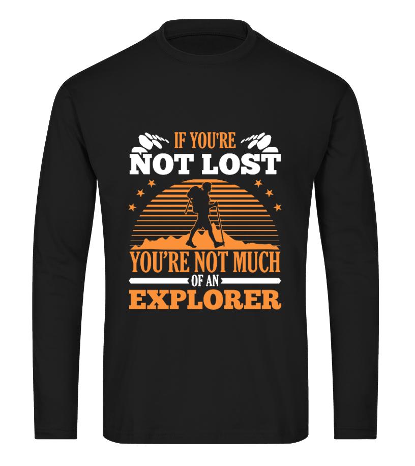 Hiking - Explorer
