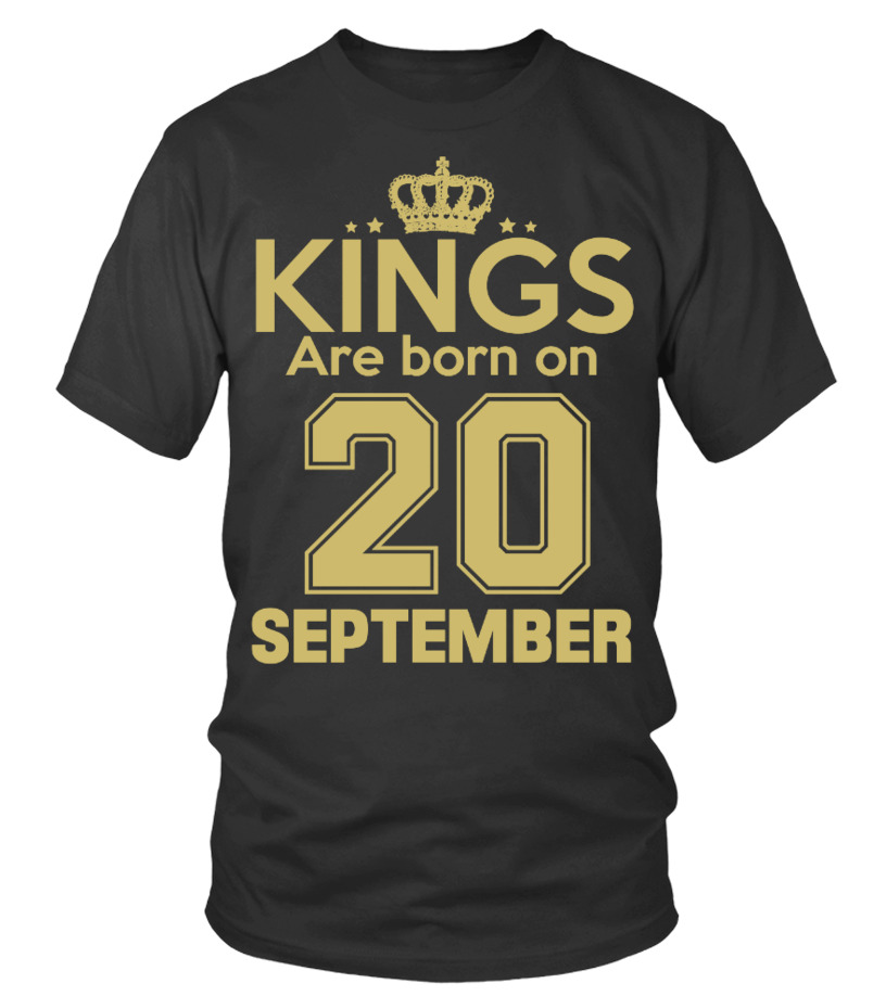 KINGS ARE BORN ON 20 SEPTEMBER