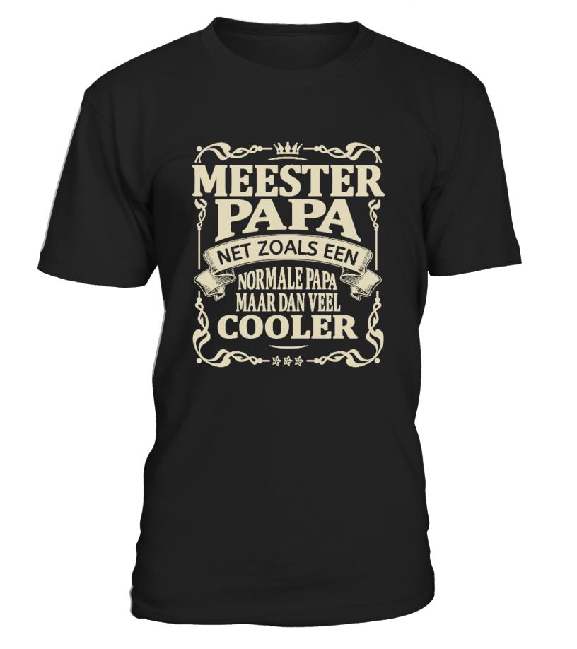 meester papa maar veel cooler