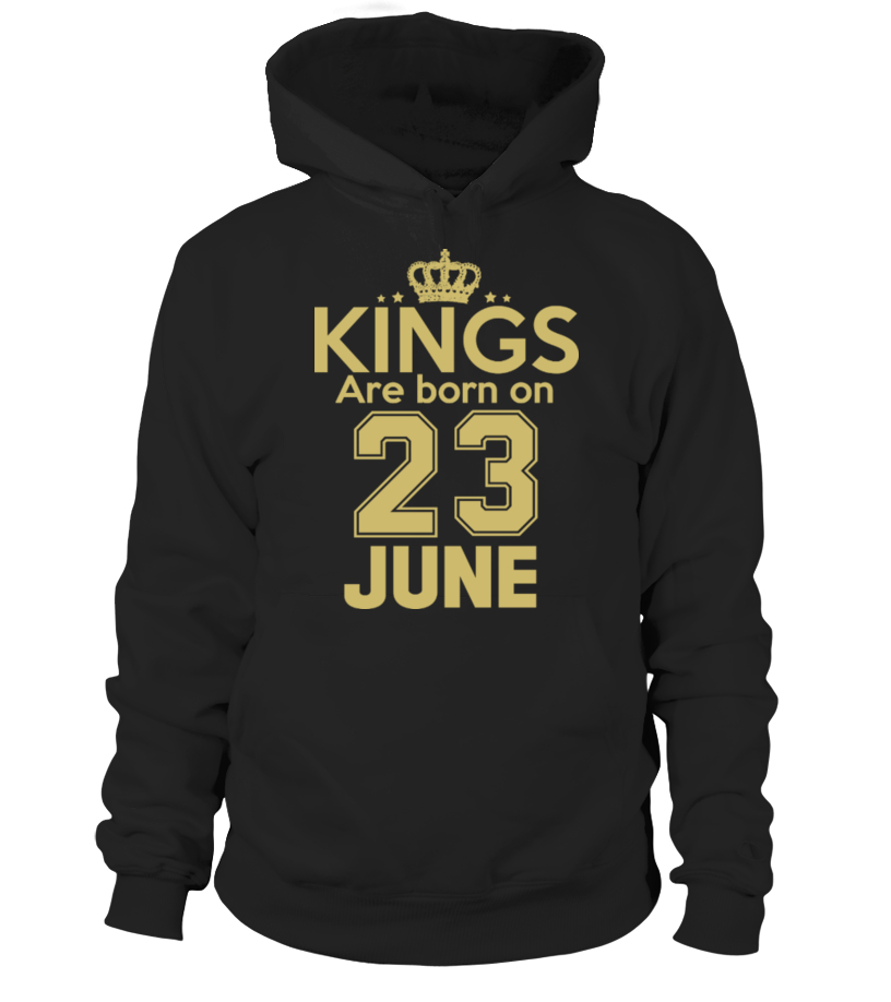 KINGS ARE BORN ON 23 JUNE