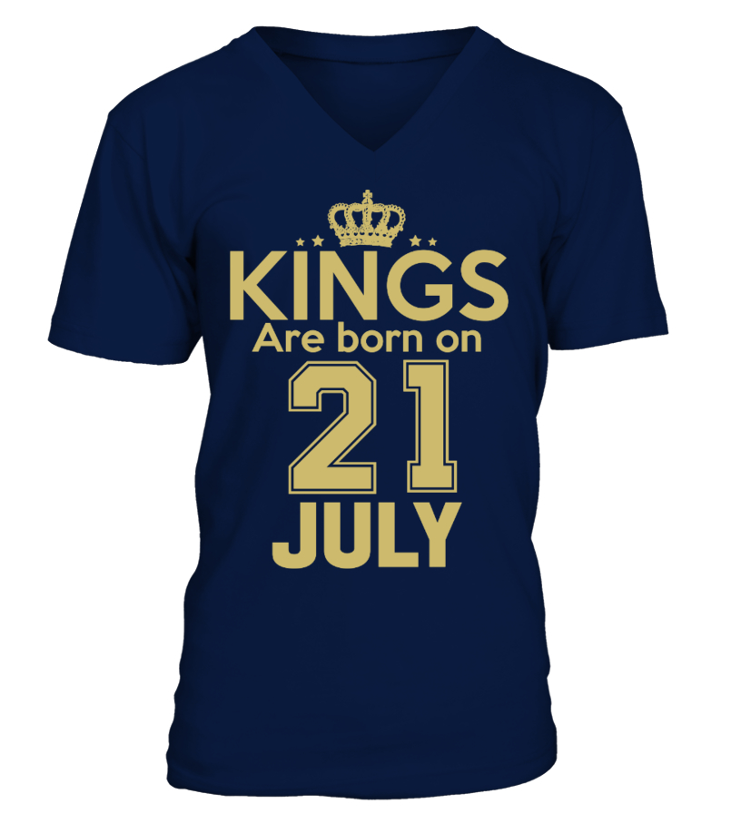 KINGS ARE BORN ON 21 JULY