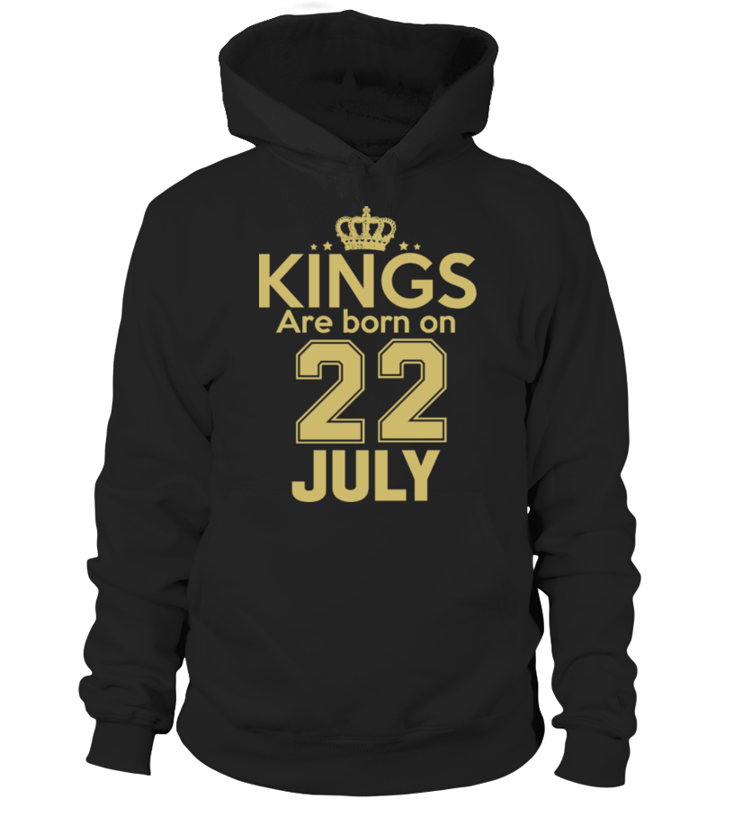 KINGS ARE BORN ON 22 JULY